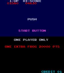 Frogger Arcade 02