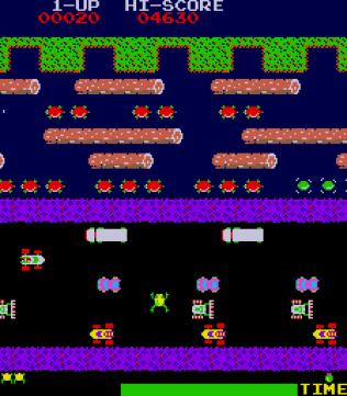 Frogger Arcade 04