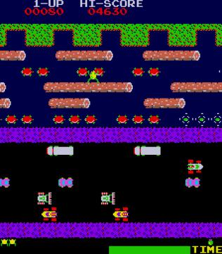 Frogger Arcade 06