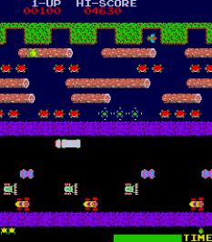Frogger Arcade 07