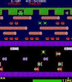 Frogger Arcade 08