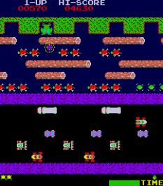 Frogger Arcade 09
