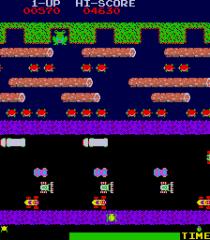 Frogger Arcade 10