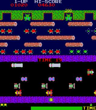 Frogger Arcade 13