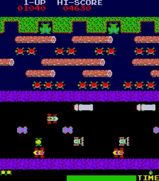 Frogger Arcade 14