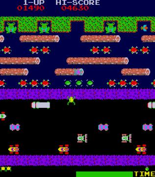 Frogger Arcade 15