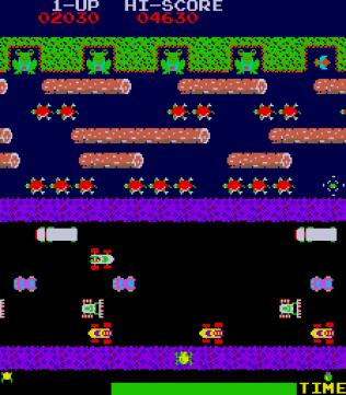 Frogger Arcade 17