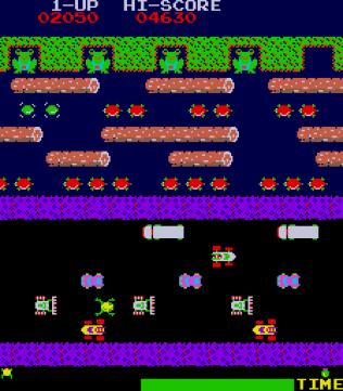 Frogger Arcade 18