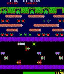 Frogger Arcade 19