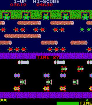 Frogger Arcade 22