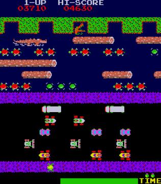 Frogger Arcade 23
