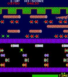 Frogger Arcade 24