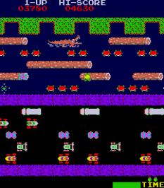 Frogger Arcade 25
