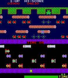 Frogger Arcade 27
