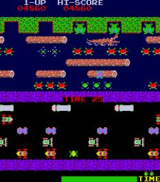 Frogger Arcade 31