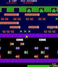 Frogger Arcade 33