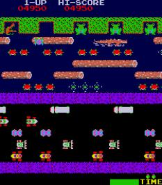 Frogger Arcade 34