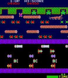 Frogger Arcade 35