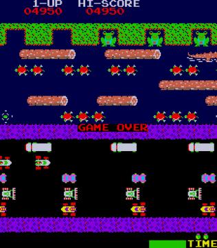 Frogger Arcade 36