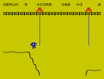 Horace and the Spiders ZX Spectrum 04