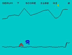 Horace and the Spiders ZX Spectrum 16