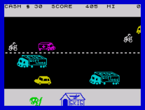 Horace Goes Skiing ZX Spectrum 04