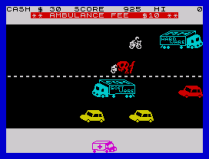 Horace Goes Skiing ZX Spectrum 13