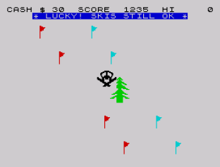 Horace Goes Skiing ZX Spectrum 20