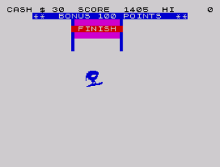 Horace Goes Skiing ZX Spectrum 22