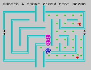 Hungry Horace ZX Spectrum 09