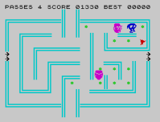Hungry Horace ZX Spectrum 10