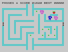 Hungry Horace ZX Spectrum 11