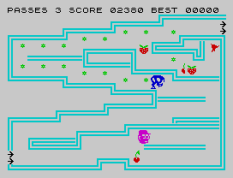 Hungry Horace ZX Spectrum 15