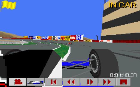 IndyCar Racing PC 100