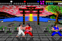International Karate Plus GBA 03