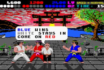 International Karate Plus GBA 09