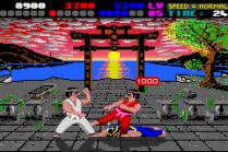 International Karate Plus GBA 13