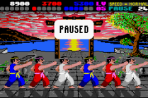 International Karate Plus GBA 14