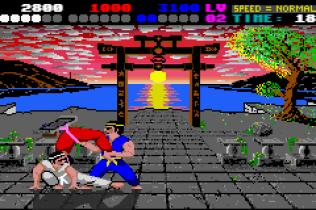 International Karate Plus GBA 21