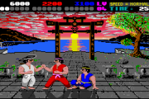 International Karate Plus GBA 27
