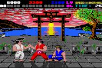 International Karate Plus GBA 27