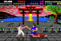 International Karate Plus GBA 29