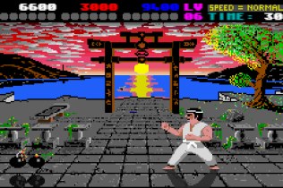 International Karate Plus GBA 33