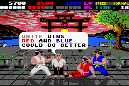 International Karate Plus GBA 53