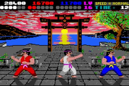International Karate Plus GBA 75