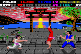 International Karate Plus GBA 76