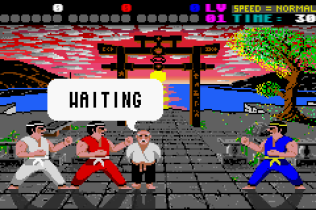 International Karate Plus GBA 88