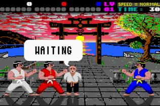 International Karate Plus GBA 88