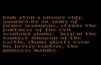 Karateka C64 02