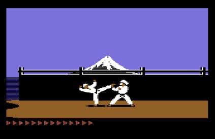 Karateka C64 09